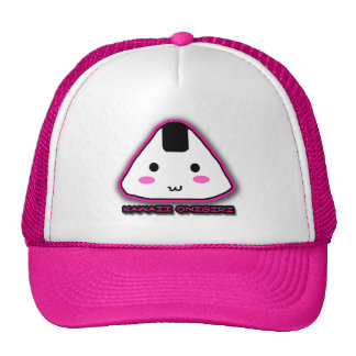 Kawaii Onigiri Hat