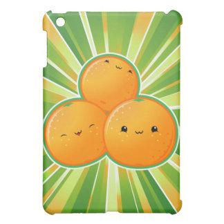 Kawaii Oranges iPad Mini Cover