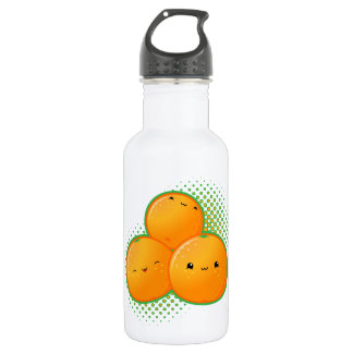 Kawaii Oranges Liberty Bottle 532 Ml Water Bottle