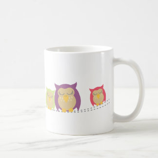Kawaii Owls Mug