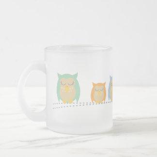 Kawaii Owls Mug