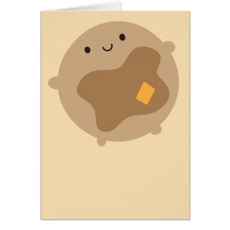 Kawaii Pancake Card