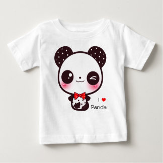 Kawaii panda baby T-Shirt