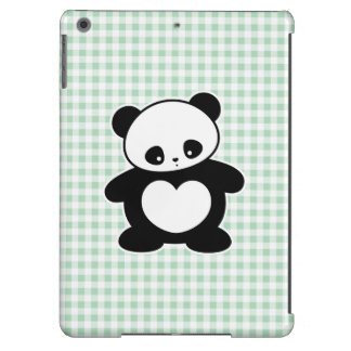 Kawaii panda iPad air cover
