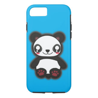 Kawaii panda case for iphone7