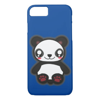 Kawaii panda case for the iphone7