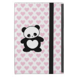 Kawaii panda cover for iPad mini