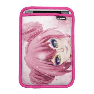 Kawaii Pastel Girl iPad Mini Sleeve