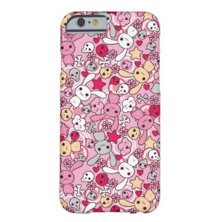 Kawaii pattern barely there iPhone 6 case