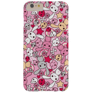 Kawaii pattern barely there iPhone 6 plus case