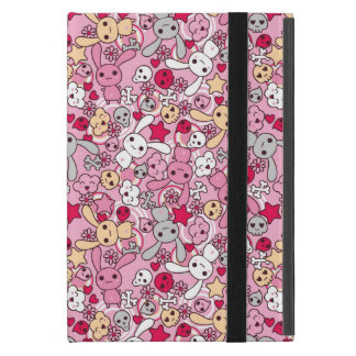 Kawaii pattern iPad mini case