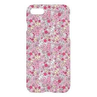 Kawaii pattern iPhone 8/7 case