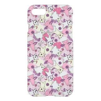 Kawaii pattern of Halloween cats iPhone 8/7 Case