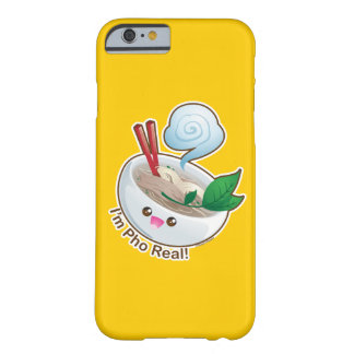Kawaii Pho Real Barely There iPhone 6 Case