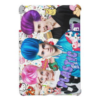Kawaii Plastic iPad Case