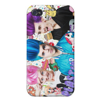 Kawaii Plastic iPhone Case