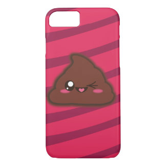 Kawaii Poop case for iphone 7