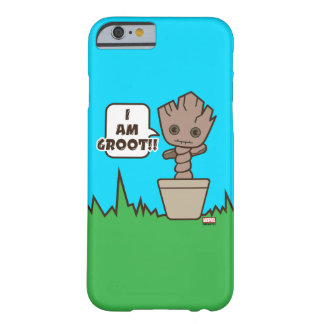 Kawaii Potted Groot Barely There iPhone 6 Case