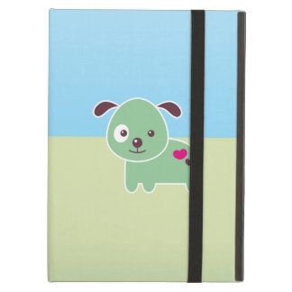 Kawaii puppy iPad air cover