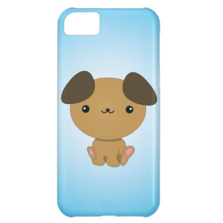 Kawaii Puppy iPhone case Case For iPhone 5C