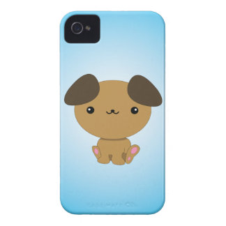 Kawaii Puppy iPhone case iPhone 4 Covers