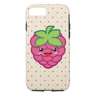 Kawaii Raspberry iPhone 7 Case