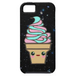Kawaii Rave Ice Cream In Space iPhone 5 Covers