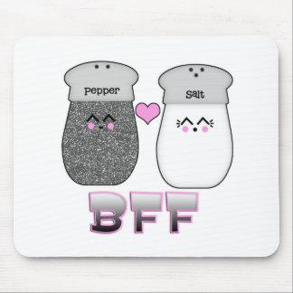 Kawaii Salt n Pepper BFF Mouse Mat