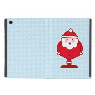 Kawaii Santa Case For iPad Mini