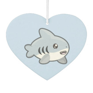 Kawaii Shark Car Air Freshener