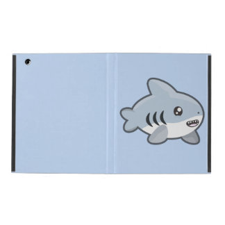 Kawaii Shark iPad Case