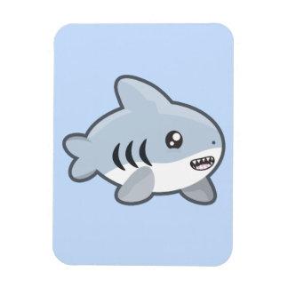 Kawaii Shark Magnet