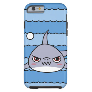 Kawaii Shark Tough iPhone 6 Case