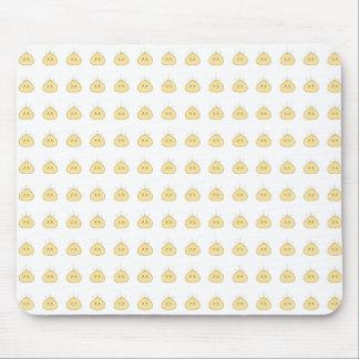 "Kawaii ""SioPao"" Meat Buns Tiled Mouse Pad"