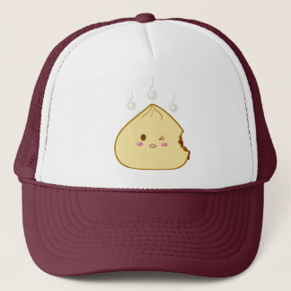 "Kawaii ""SioPao"" Meatbun Bitemark Cap"