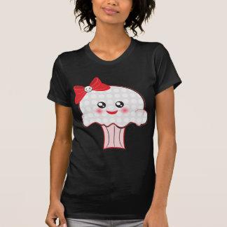 Kawaii Skull Cupcake T-Shirt