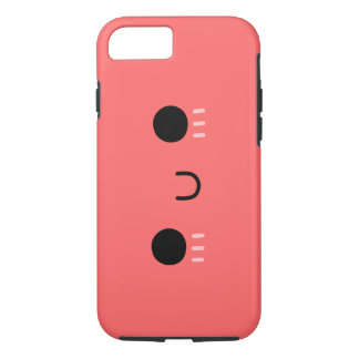 Kawaii Smile,iPhone 7 Case[Color Can Be Changed] iPhone 7 Case
