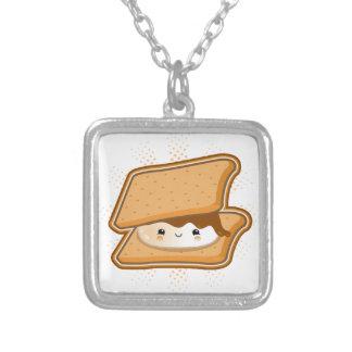 Kawaii Smore Custom Necklace