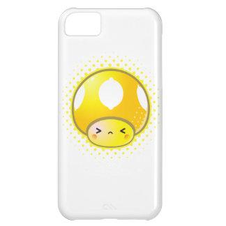 Kawaii Sour Lemon Mushroom iPhone 5C Cases