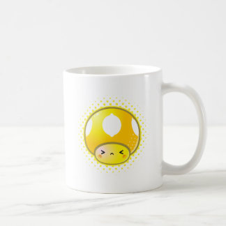 Kawaii Sour Lemon Mushroom Coffee Mugs