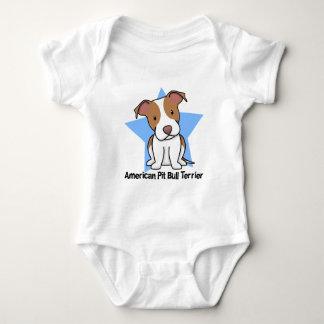 Kawaii Star American Pit Bull Terrier Tees