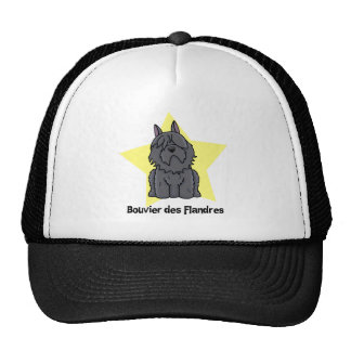 Kawaii Star Bouvier des Flandres Hat