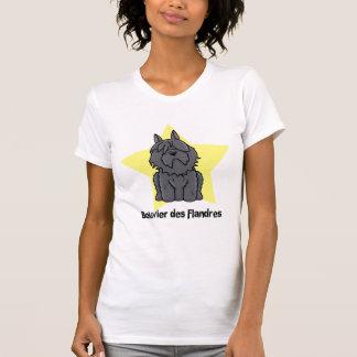 Kawaii Star Bouvier des Flandres Tshirts