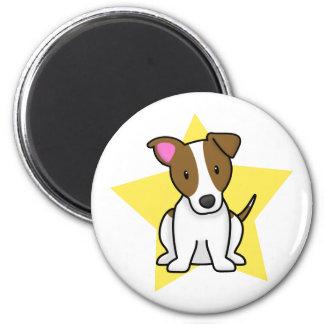 Kawaii Star Jack Russell Terrier Magnet