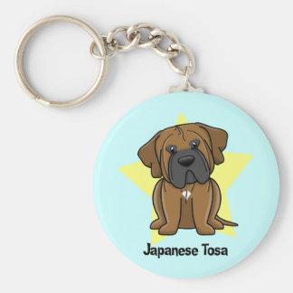 Kawaii Star Japanese Tosa Key Chains