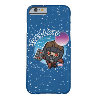 Kawaii Star-Lord In Space Barely There iPhone 6 Case