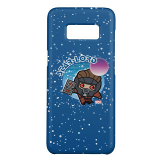 Kawaii Star-Lord In Space Case-Mate Samsung Galaxy S8 Case