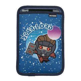 Kawaii Star-Lord In Space iPad Mini Sleeve