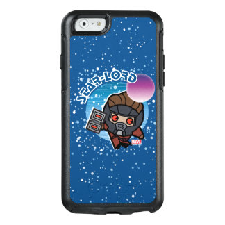 Kawaii Star-Lord In Space OtterBox iPhone 6/6s Case