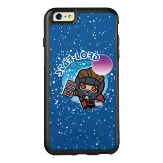 Kawaii Star-Lord In Space OtterBox iPhone 6/6s Plus Case